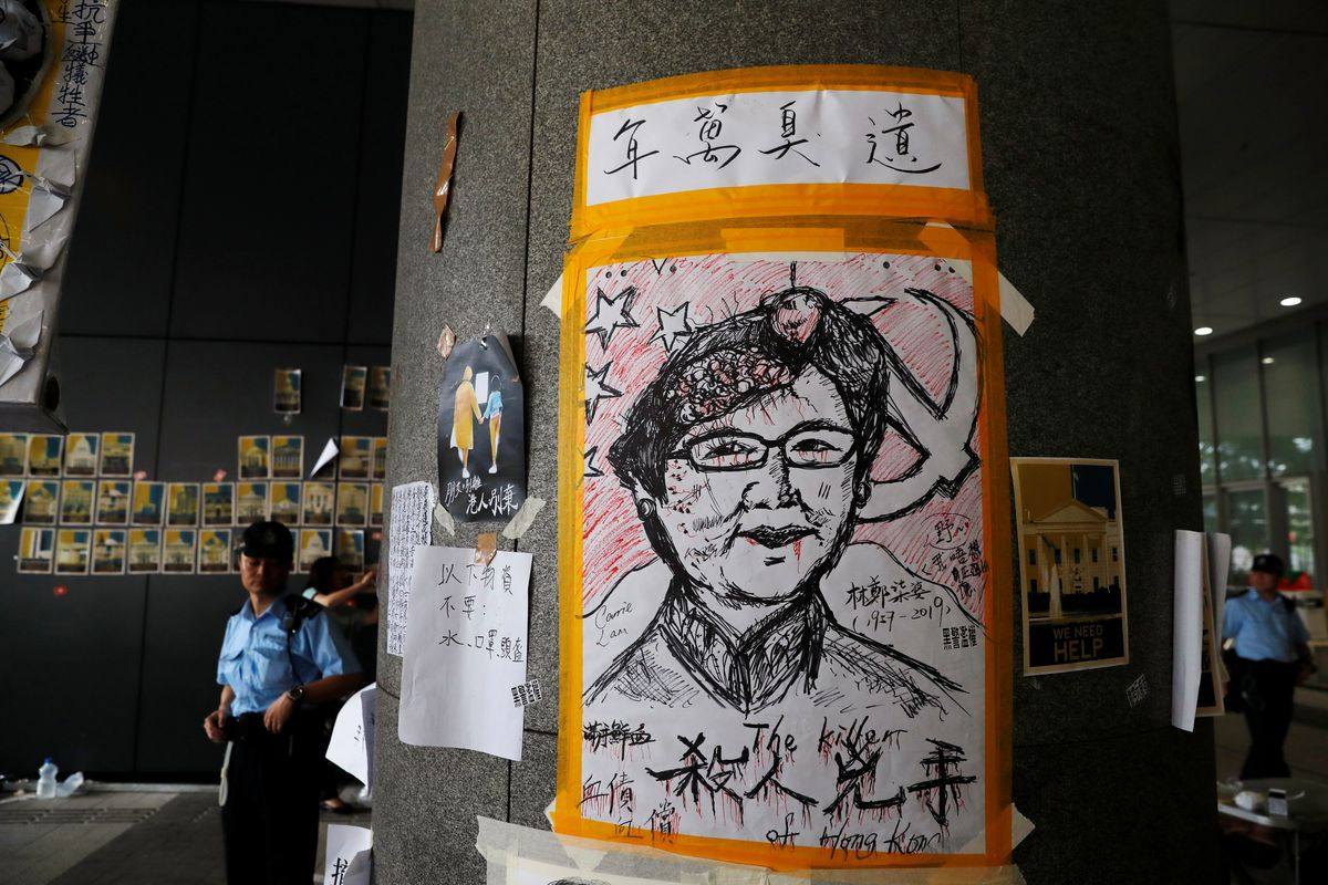 "What we are watching: What Does ""Dead"" Mean in Hong Kong?"