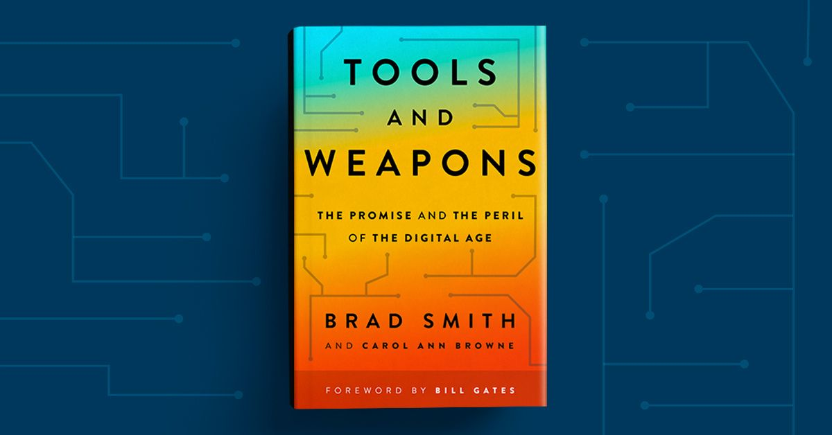'Tools and Weapons': Available Sept. 10