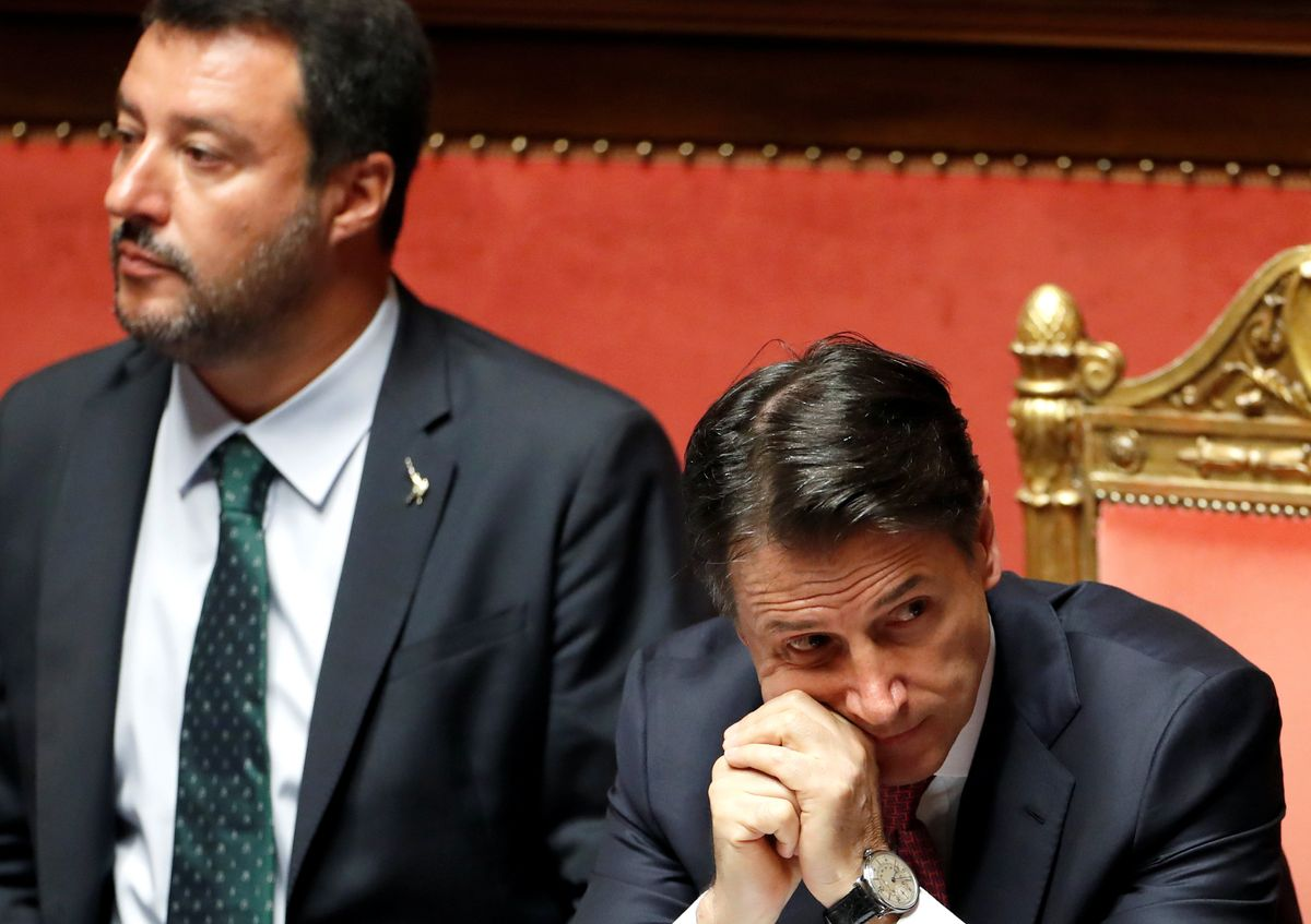 What We're Watching: Italy's uncertainty