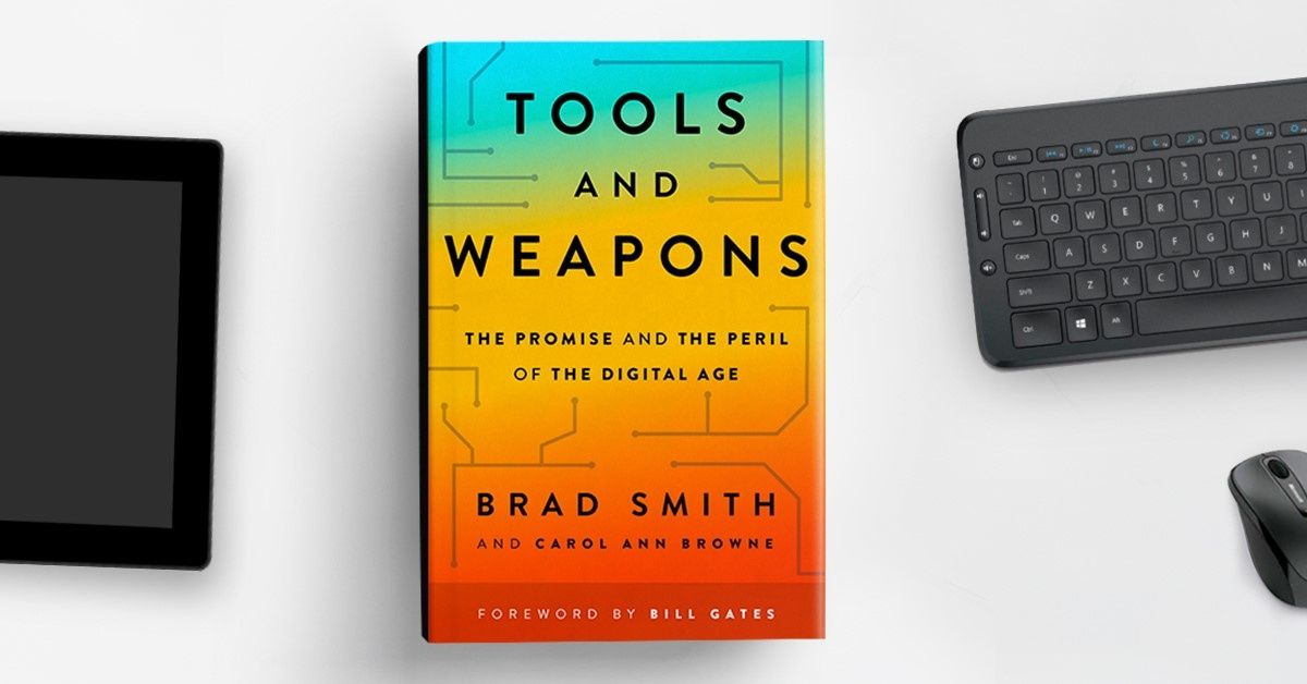 'Tools and Weapons': Available September 10th