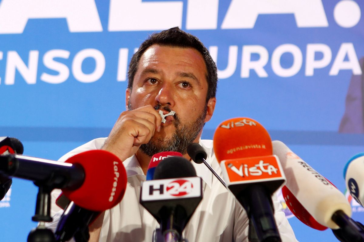 Italy Trades One Bizarre Government for Another