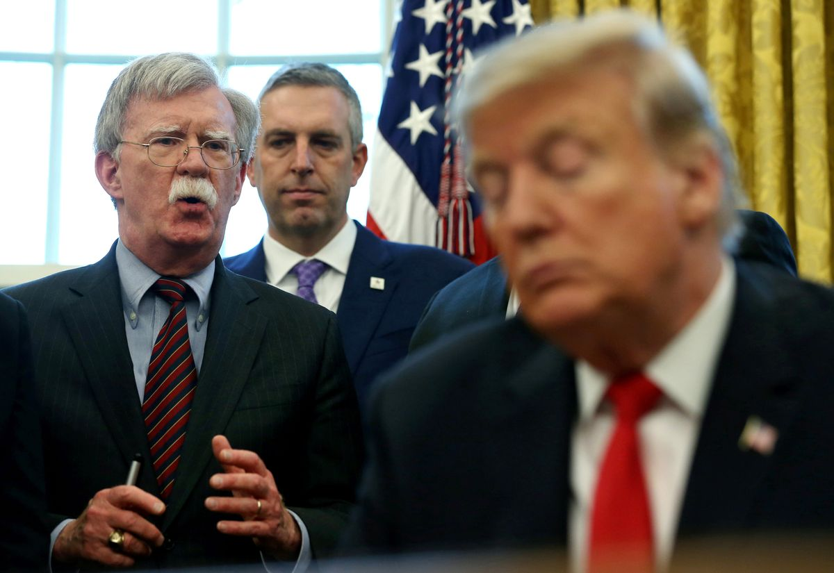 The Trump-Bolton Divide and Election-Year Foreign Policy