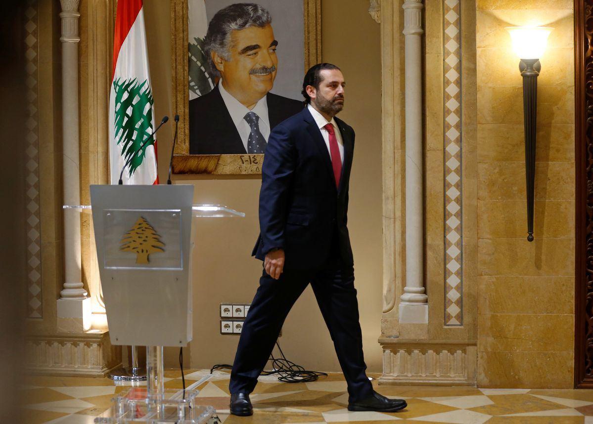What We're Watching: Hariri's out, Wong's out, the Kurds are (maybe) out