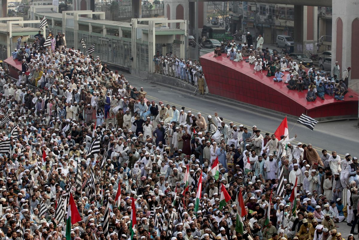 What We're Watching: Protests spread to Pakistan