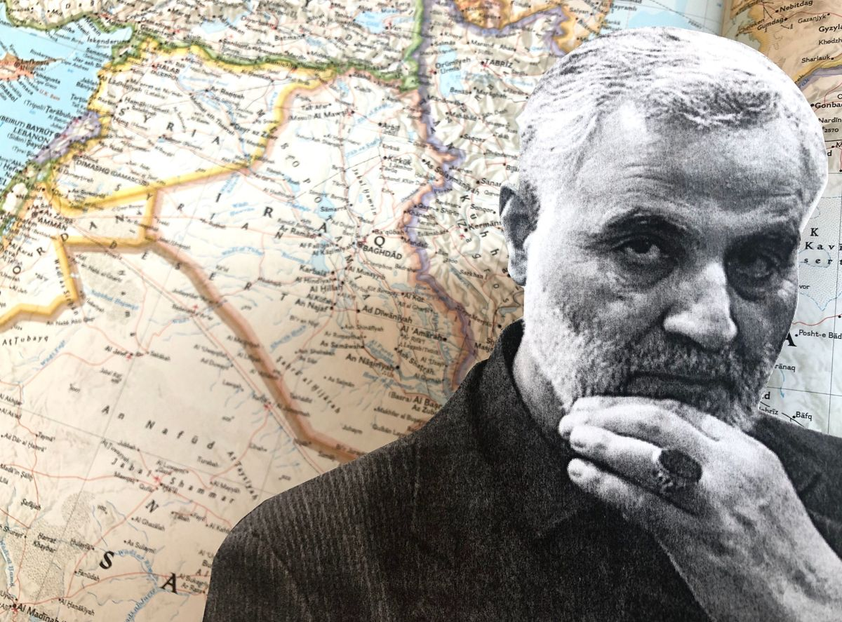 Who was General Qassim Suleimani?