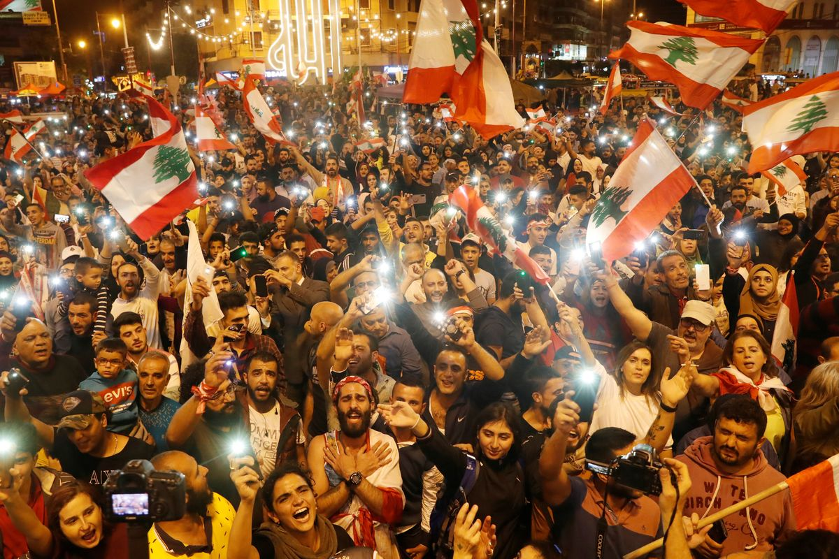 Lebanon's government is dysfunctional for a reason
