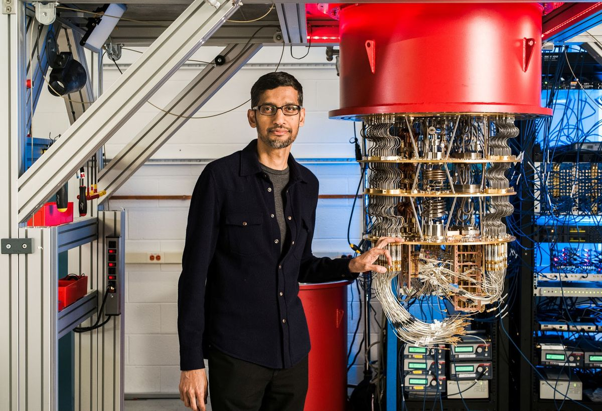 Why quantum computing could be a geopolitical time bomb