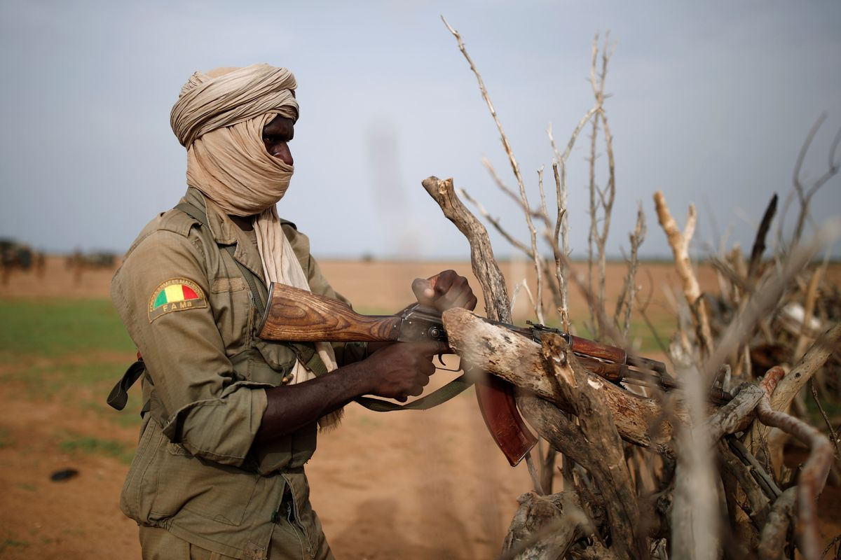 If you're worried about terrorism, worry about the Sahel