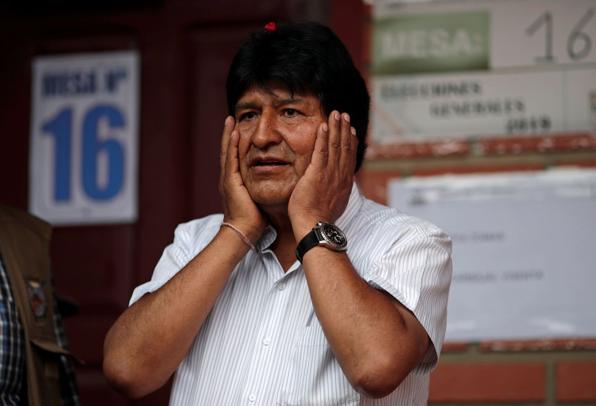 Bolivia: The Morales of the story