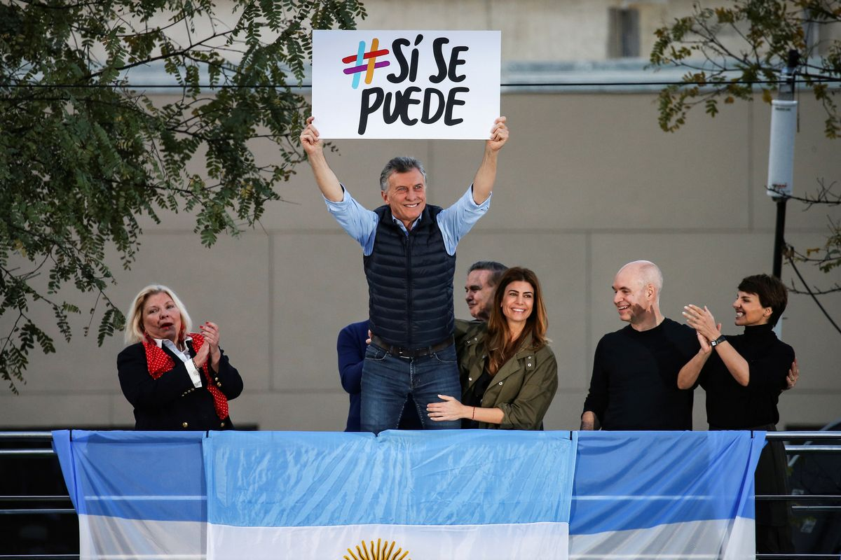 What we're watching: Argentina back to the future?