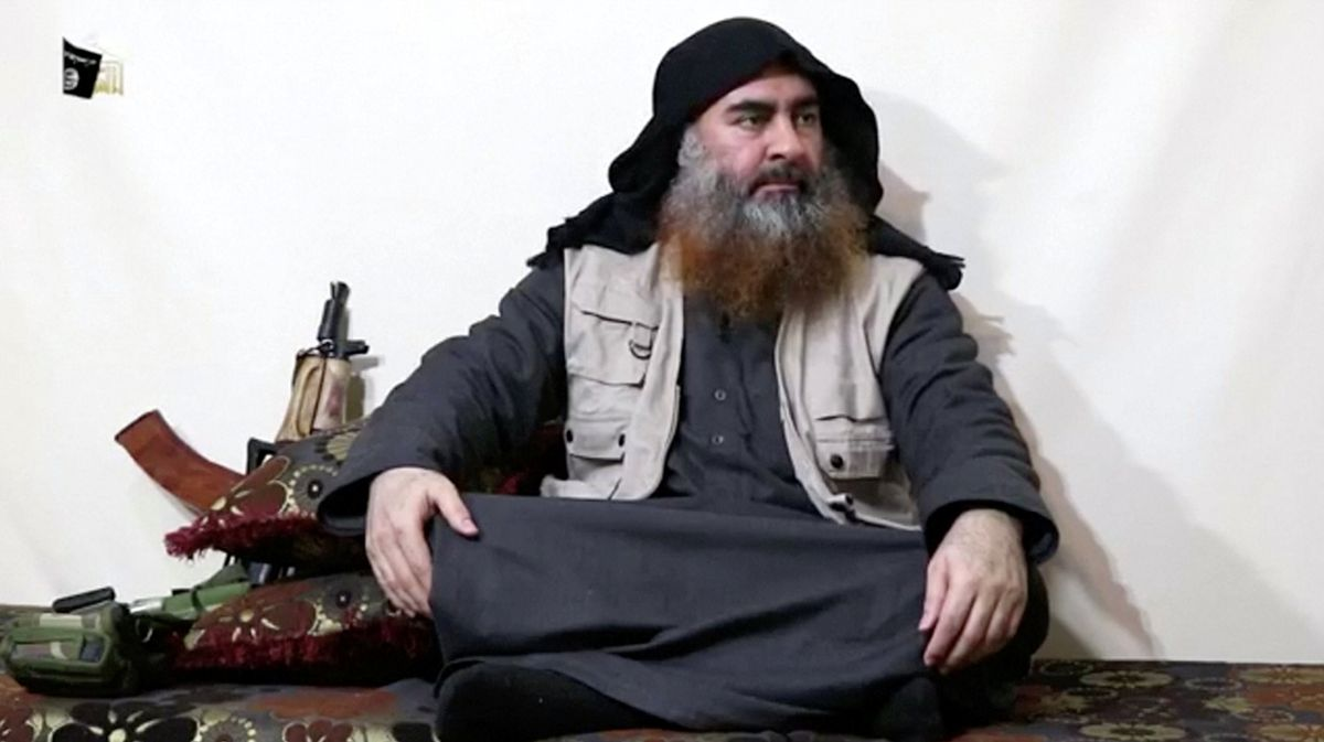 The Islamic State's Leader is Dead. What Now?