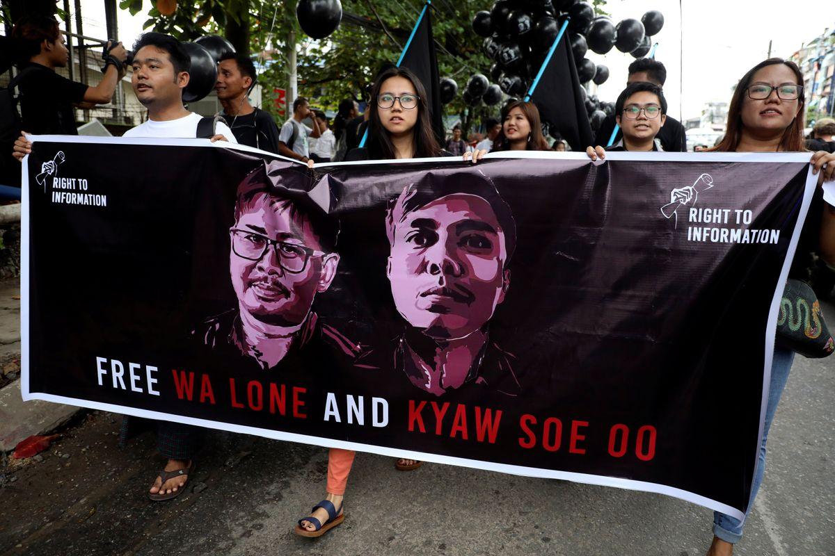 Hard Numbers: Journalists behind bars