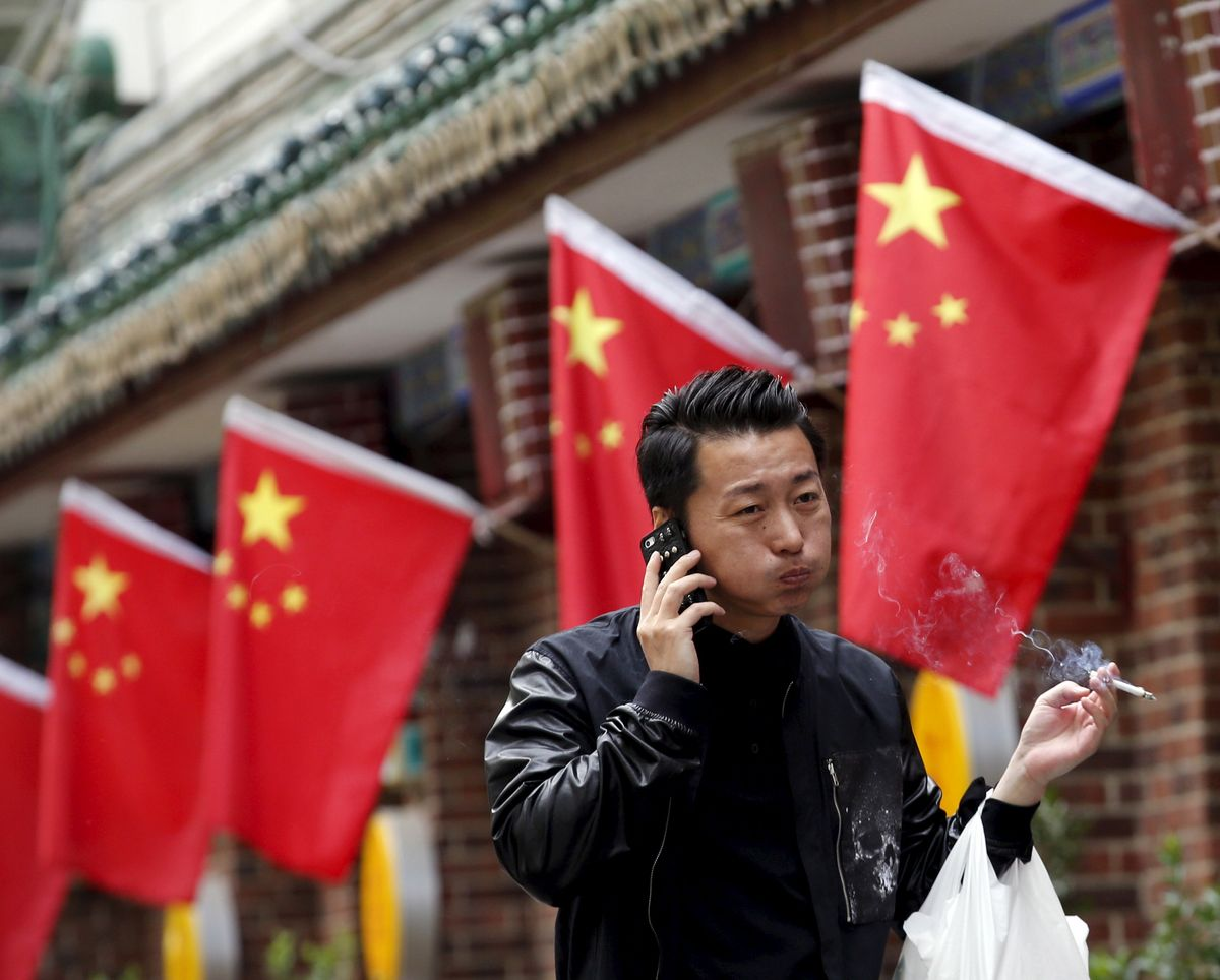 Hard Numbers: China is a cigarette-smoking superpower