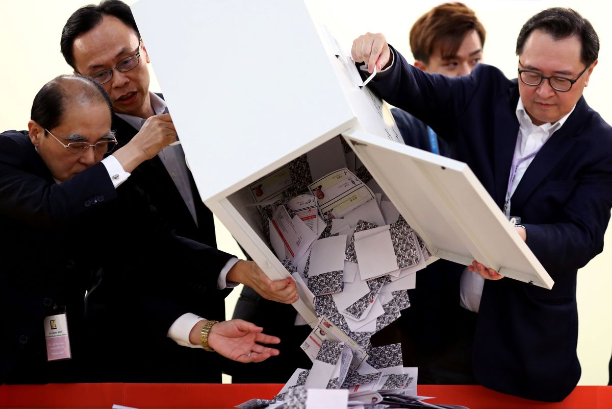 Pro-democracy forces won Hong Kong's election: now what?