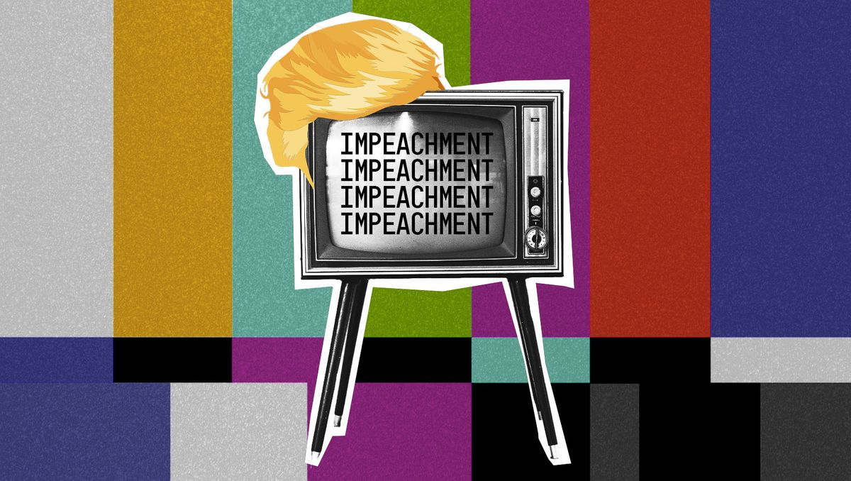 Hard Numbers: Trump's campaign is loving impeachment