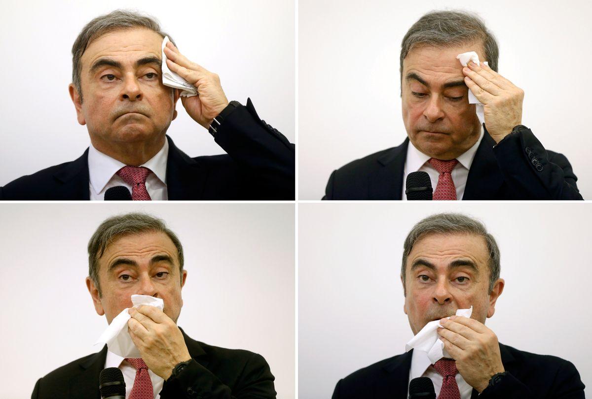 What We're Watching: Japan wants to jail Ghosn's American helpers