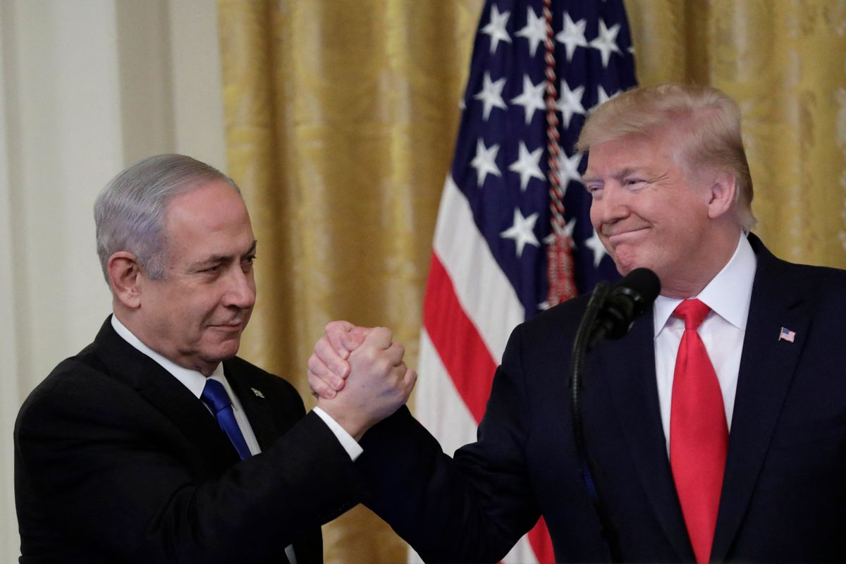 Trump's Middle East peace plan isn't meant to be fair