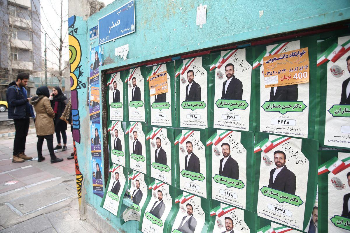 Iran's hardline landslide