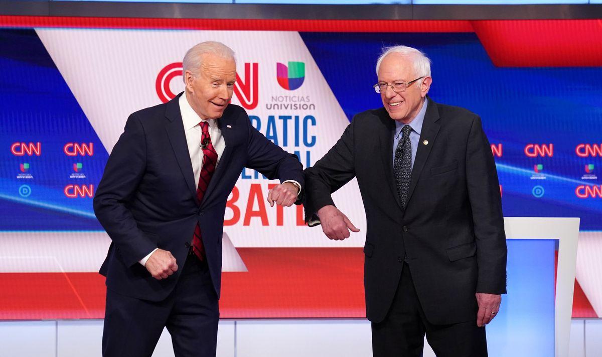 Non-coronavirus news: Joe vs Bernie, Russia vs Saudi