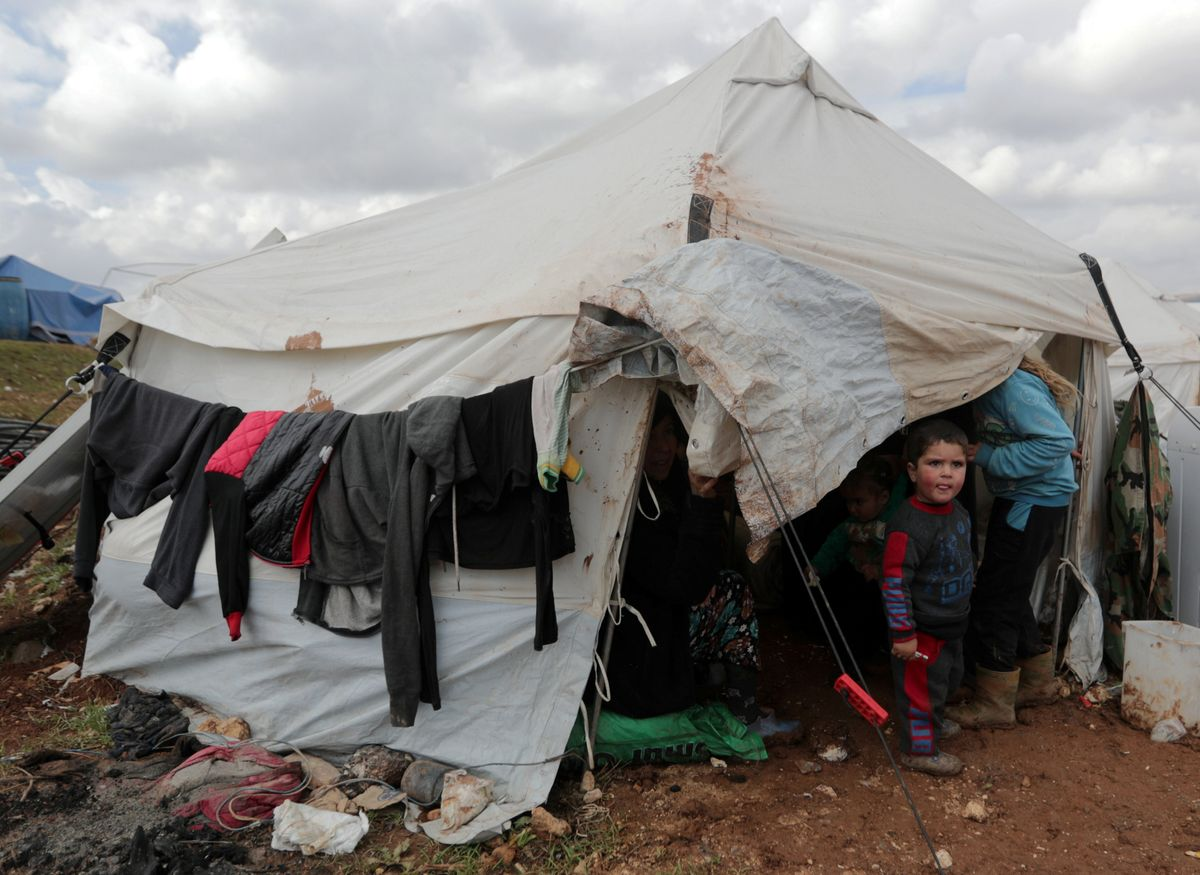 What's happening in Syria's Idlib province?