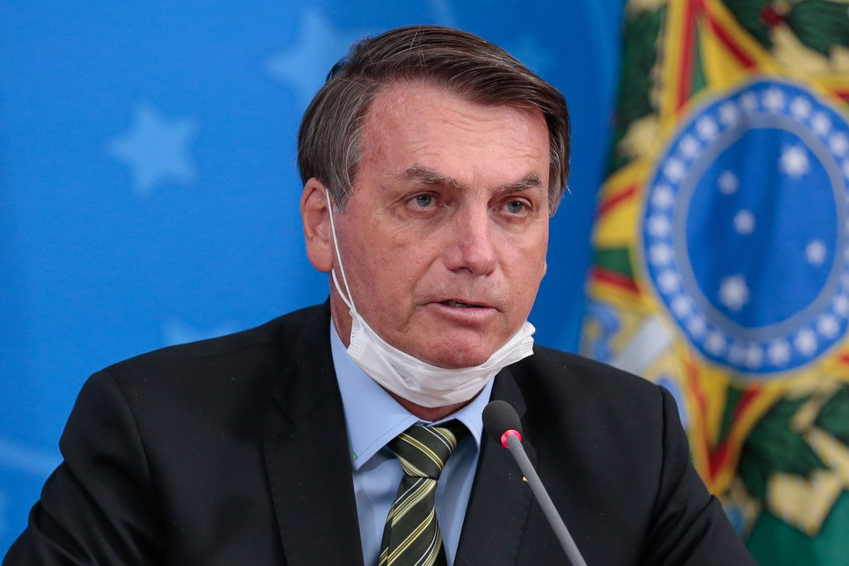 Coronavirus Politics Daily: Bolsonaro vs govs, Wuhan ashes vs statistics, US states vs each other