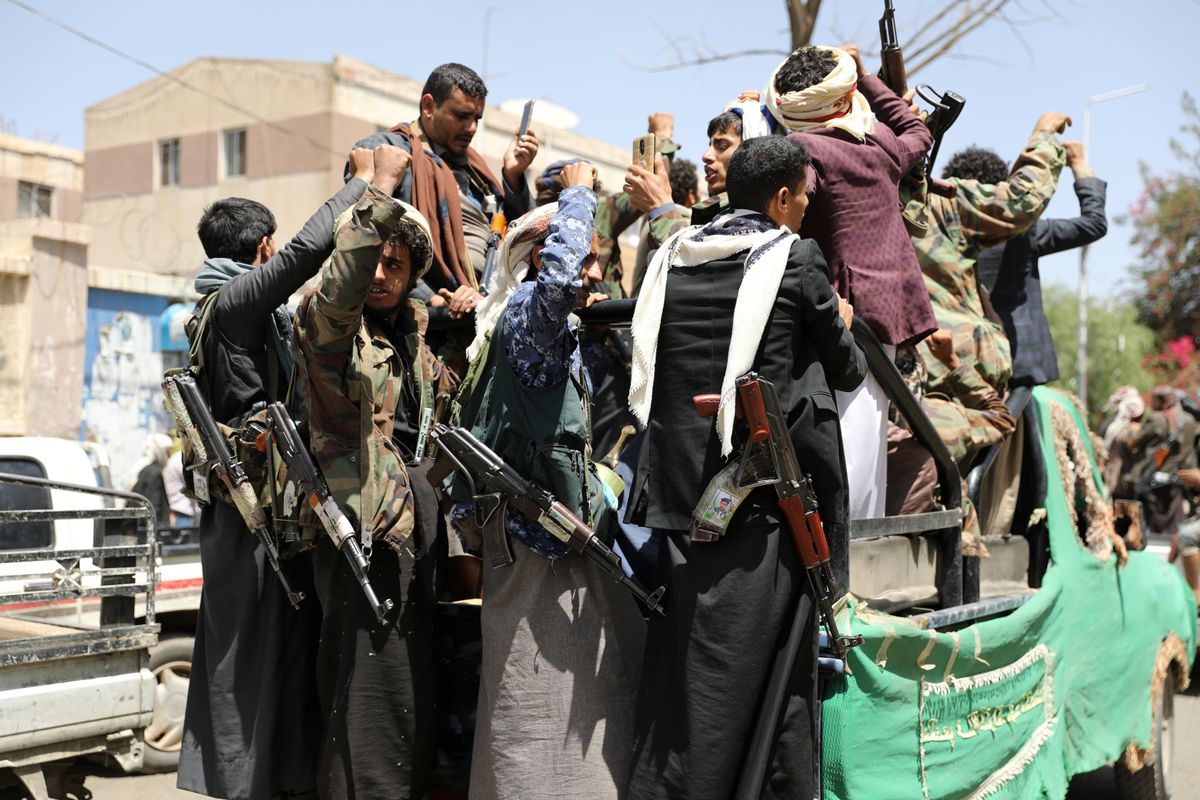 Coronavirus Politics Daily: Yemen ceasefire, Slovakia walls off the Roma, and rats return