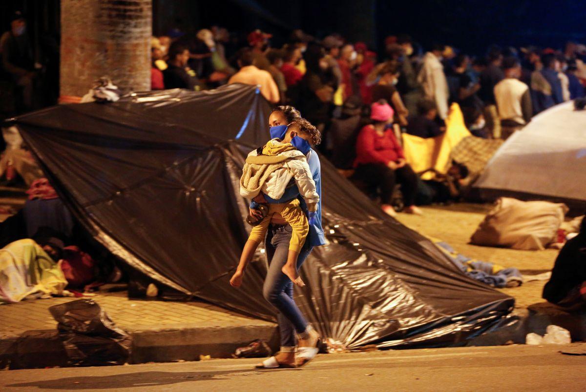 Coronavirus Politics Daily: Virus origin stories, the mob reaps rewards, Venezuelans go home
