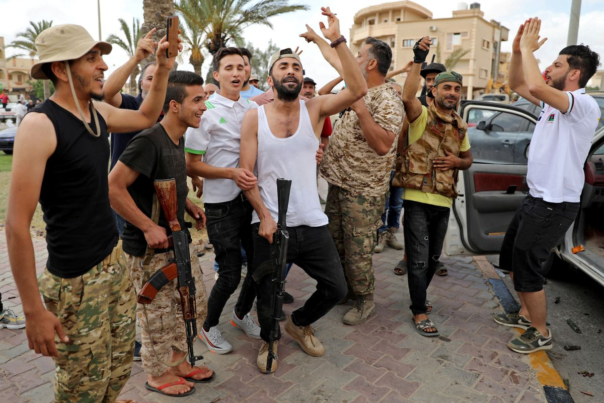 What We're Watching: Libya's kaleidoscopic war, Spain's royal scandal, Burundi's sudden death