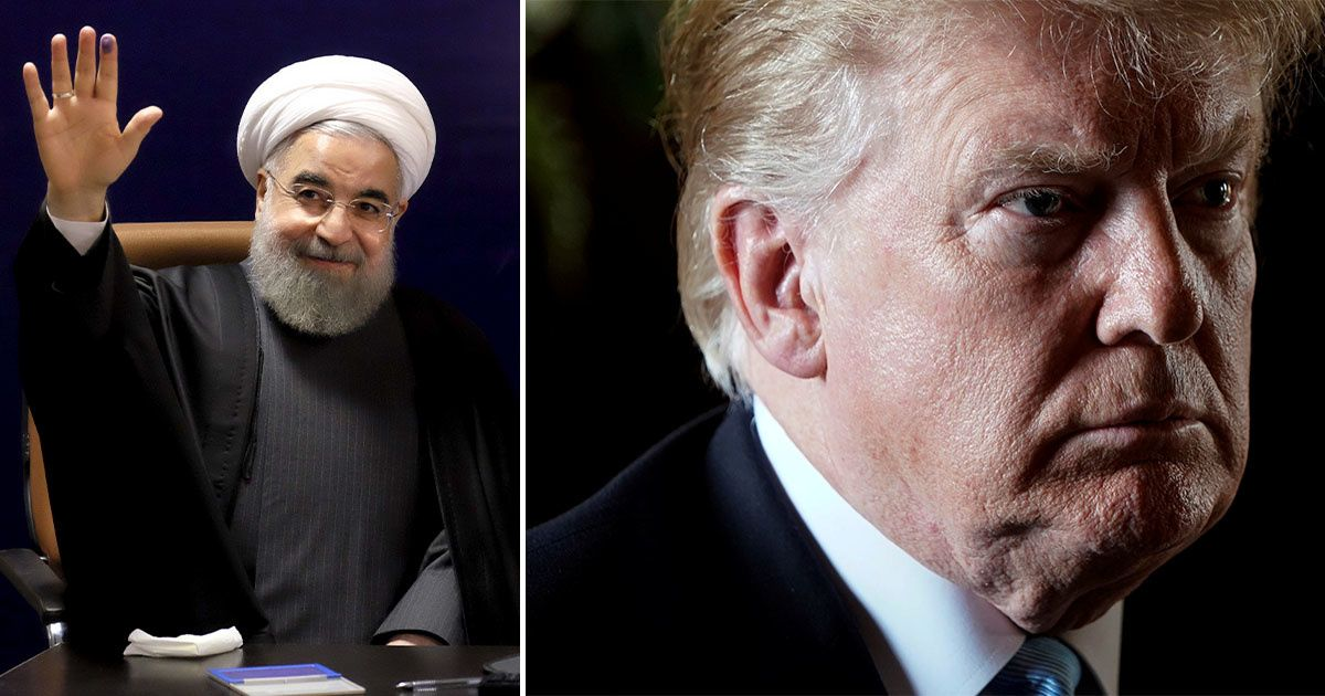 What We're Watching: Trump's high seas feud with Iran and Venezuela, Kosovo leader's war crimes rap, Singapore's family feud election