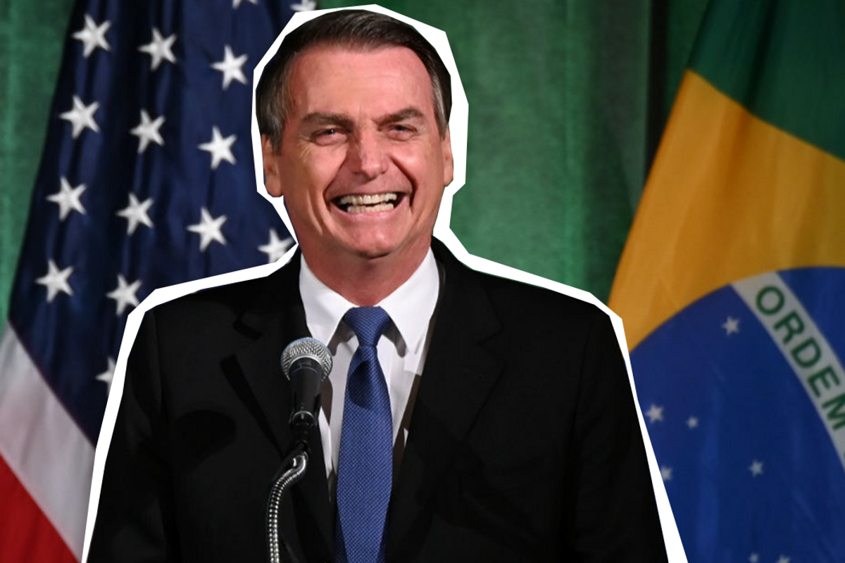 Did Bolsonaro go from bust to boom?
