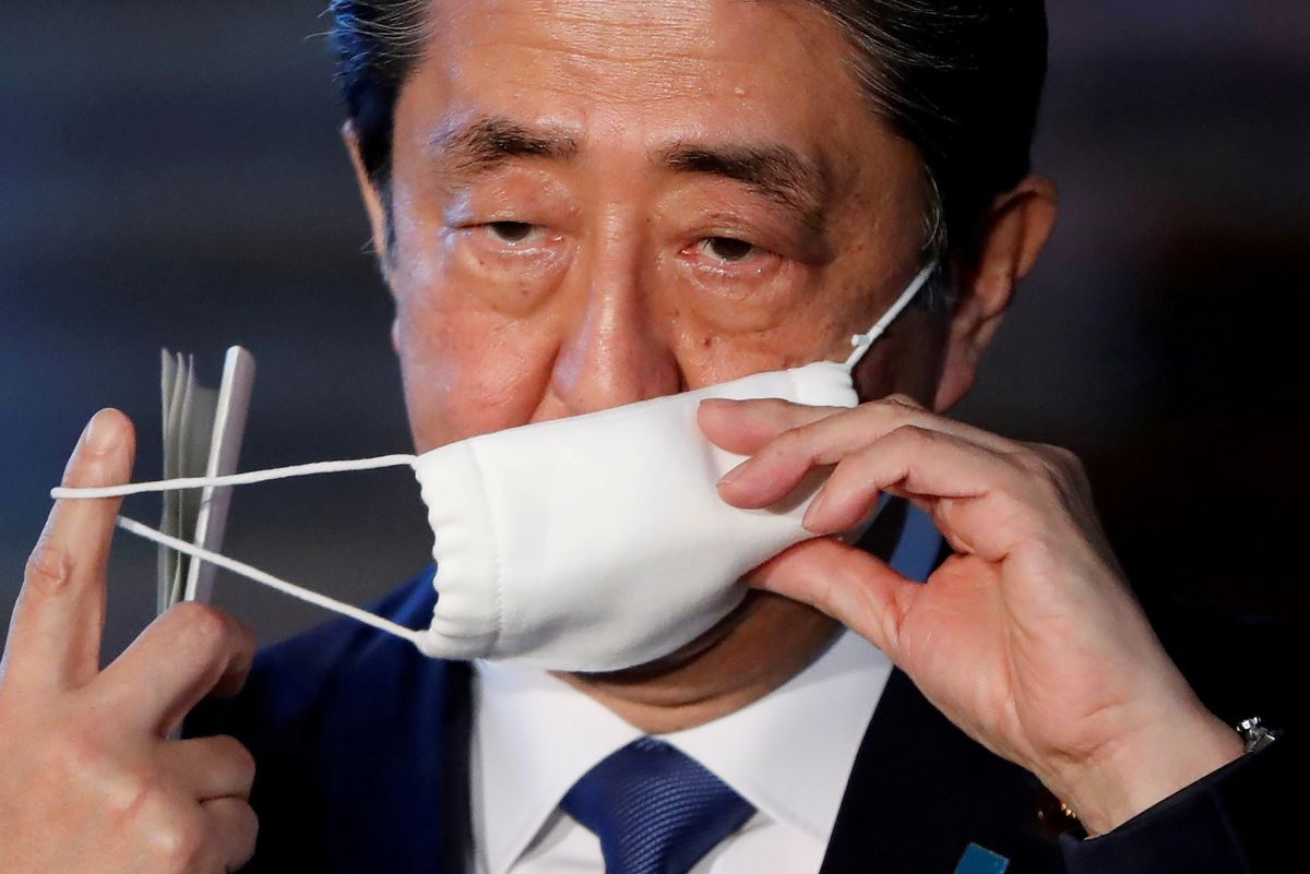 What We're Watching: Japanese PM's health woes, ISIS in Mozambique, Eastern Med tensions rise