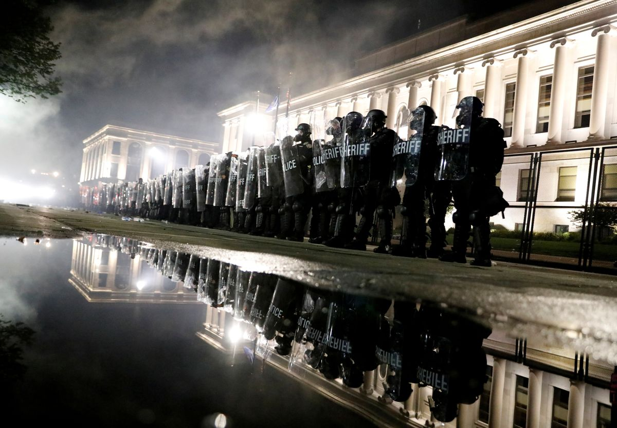 What We're Watching: Wisconsin riots turn deadly, COVID-19 spreads in Gaza, Xinjiang (still) on lockdown