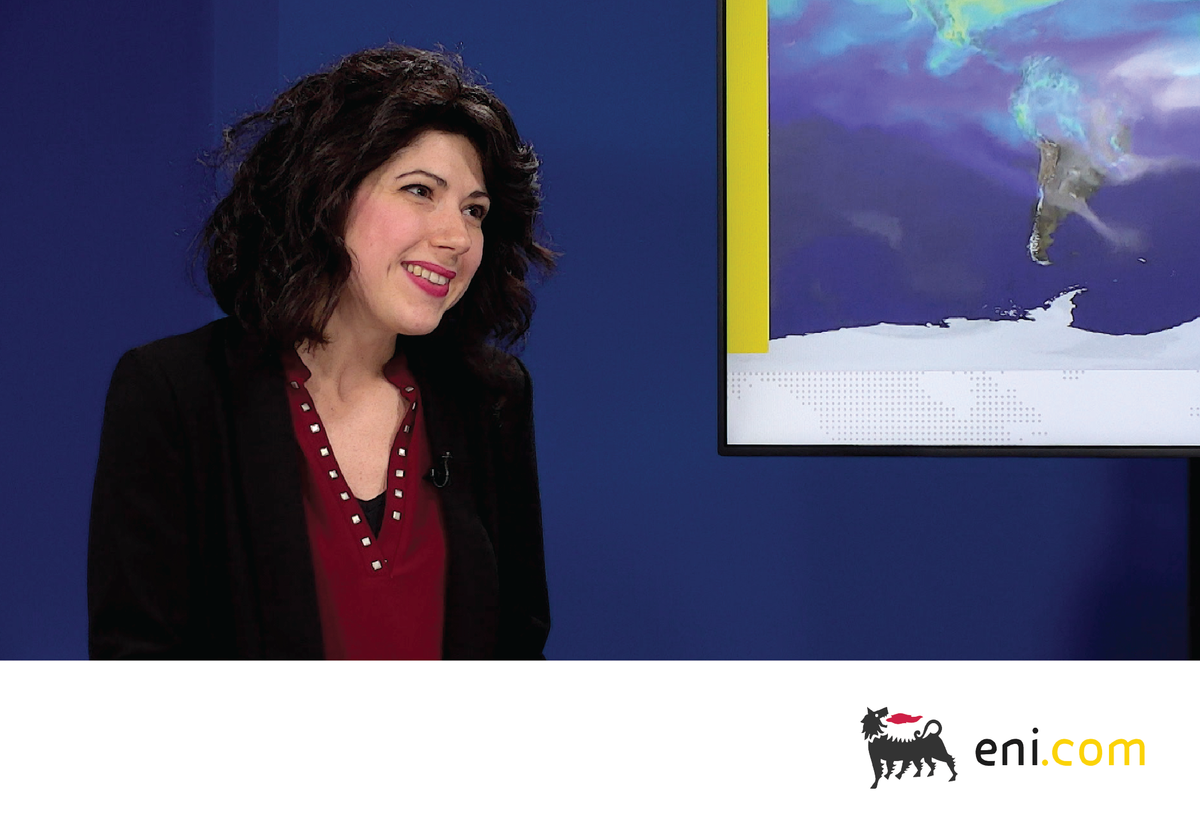 Eni scientist  finding new ways to use CO₂ as a resource