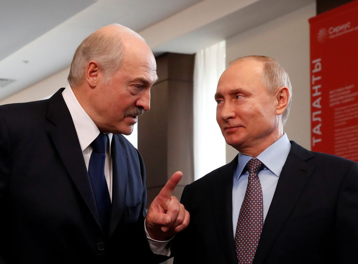 What We're Watching: Putin eyes Belarus, NZ shooter gets life, Mali coup continues