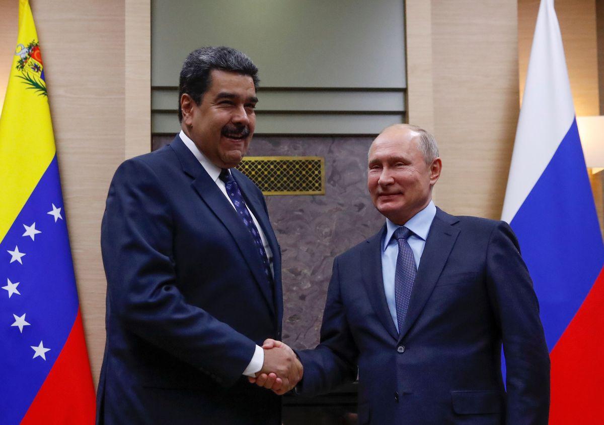 """What We're Watching: Putin recruits Maduro, Lebanon's new prime minister, Rwandan """"hero"""" arrested"""