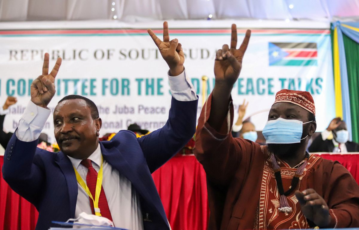 What We're Watching: A peace deal in Sudan, India-China border flare-up, EU threatens Ankara