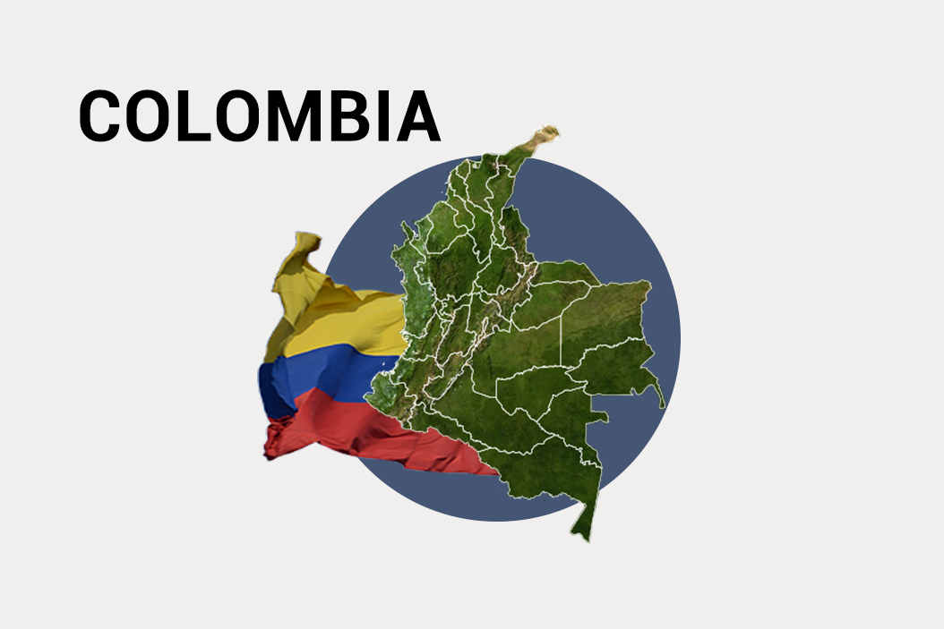 """US election seen from Colombia: """"Like an empire that's going down"""""""