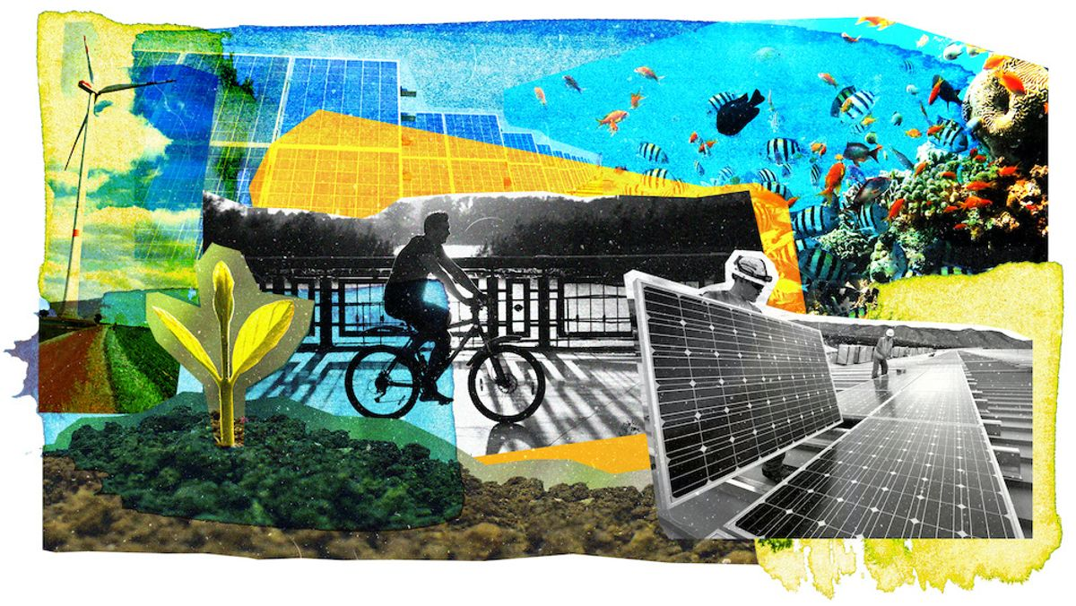 Join our livestream panel Wed 9/16: Net Zero: Climate Ambition and Action