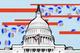 US Senate races matter... to the world. Art by Gabriella Turrisi