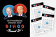Debate Bingo - Round 2: US Presidential Debates 2020