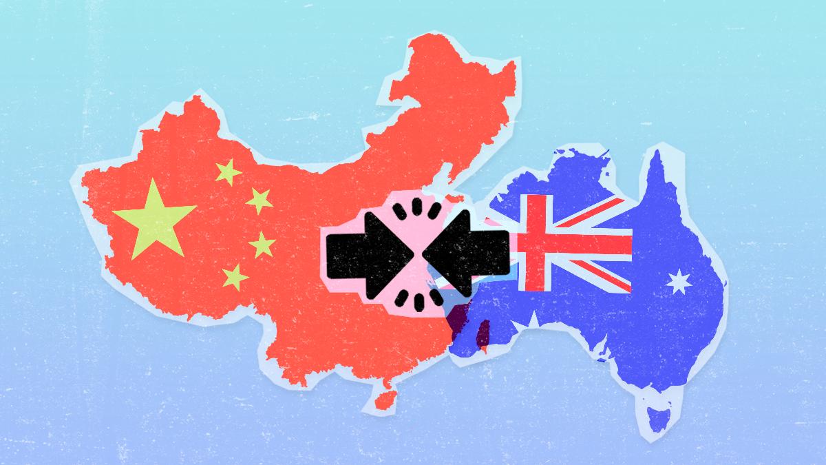 Australia's tricky China problem