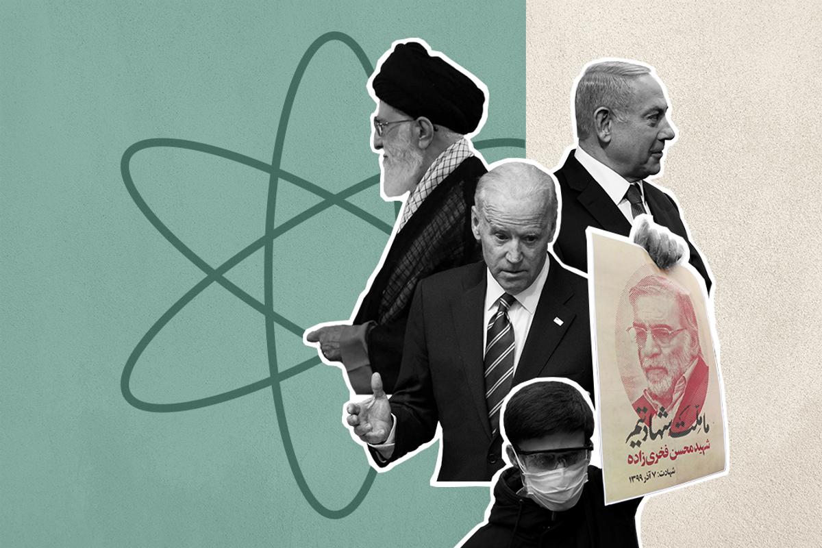 New US president, same old focus on Iranian bomb