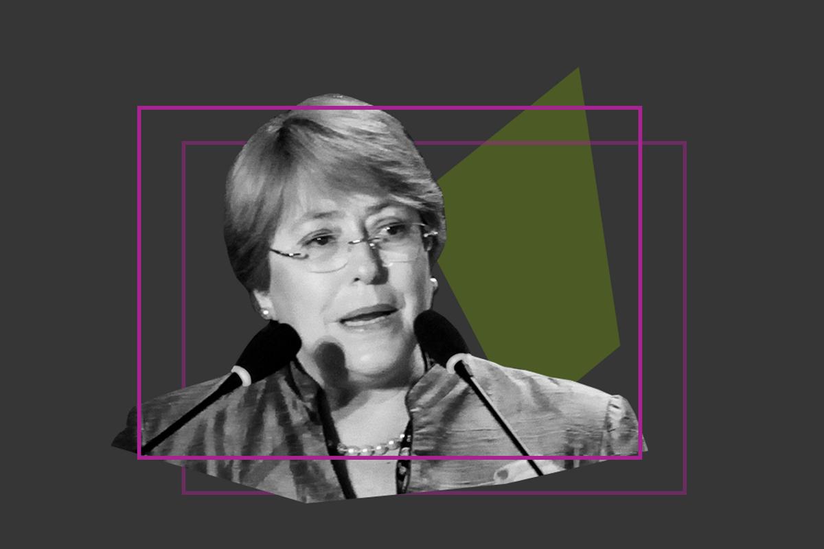 Women in power: Chile's Michelle Bachelet