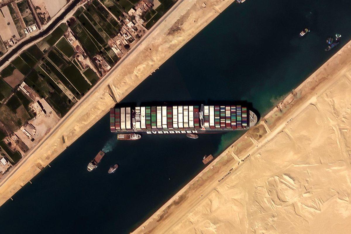 Hard Numbers: Egypt seizes ship, countdown to Tokyo, US arms to UAE, Somalia's political crisis