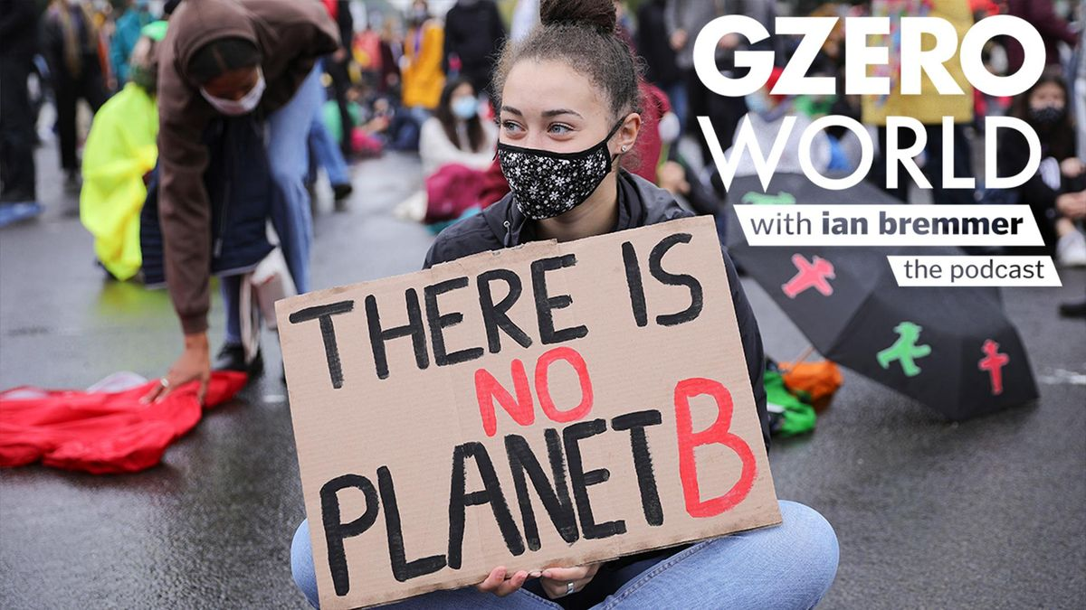"""Climate activists gather on a """"Global Day of Action"""""""