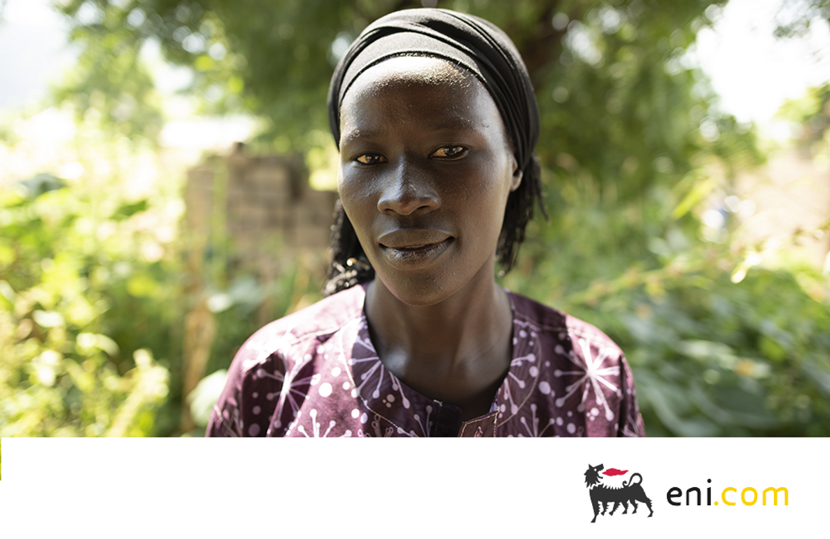 Emily's story: access to water has kept her community safe