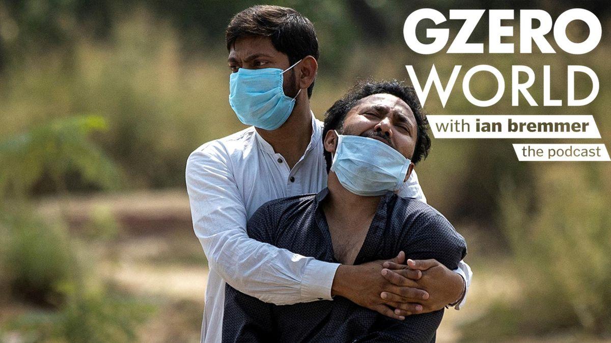 Podcast: Journalist Barkha Dutt on India's COVID calamity