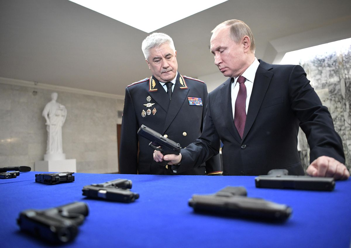 What We're Watching: Putin to tighten Russian gun laws, Iran-Saudi thaw, new forests vs climate change