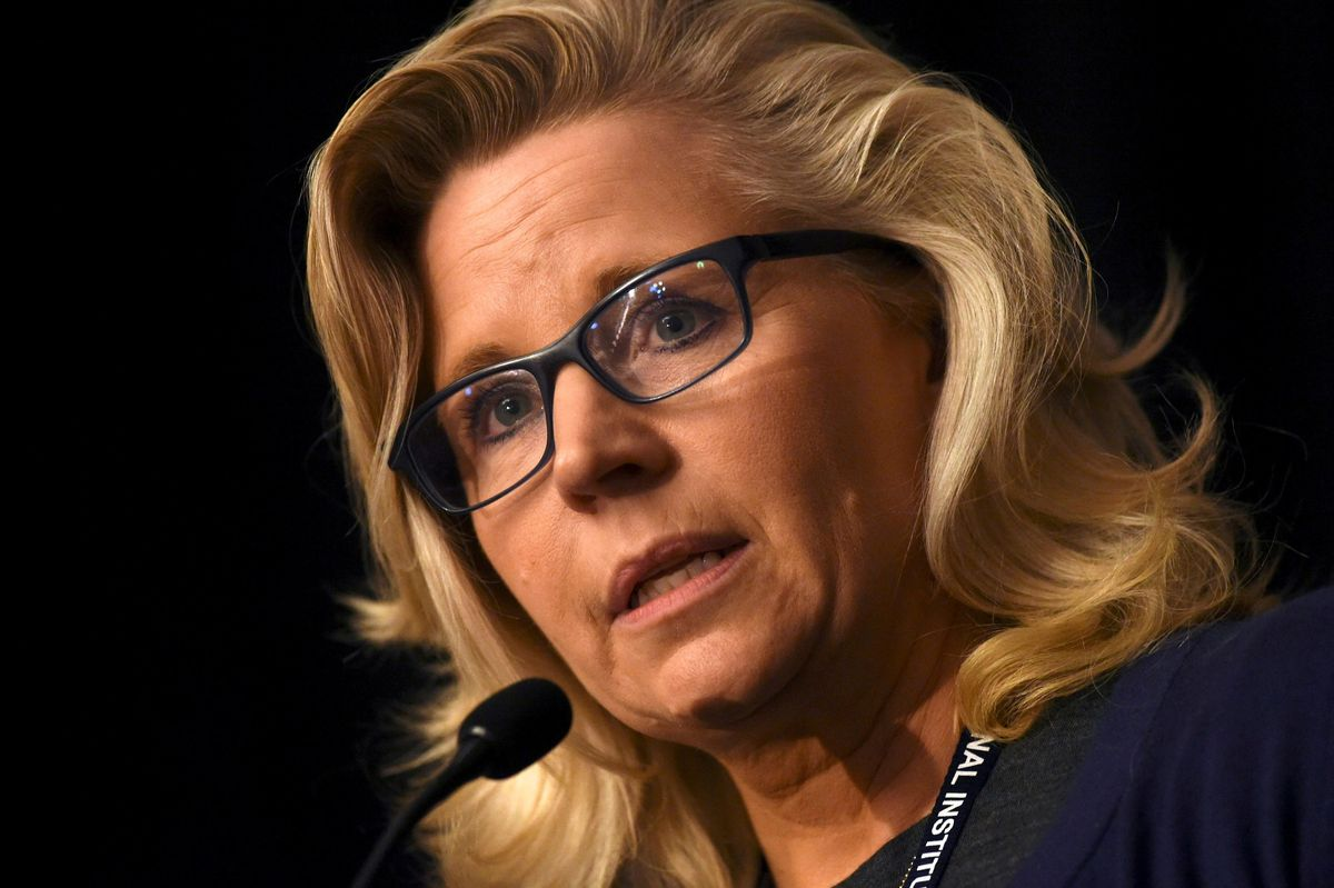 Hard Numbers: Liz Cheney ousted from GOP leadership, Amazon vs EU, US inflation rises, Japanese reject Olympics