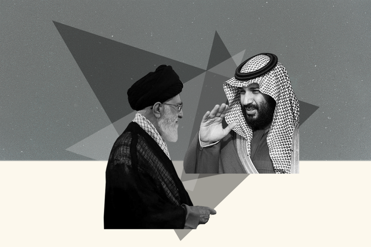 Can Saudi Arabia and Iran really be friends?